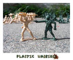 plastic warriors