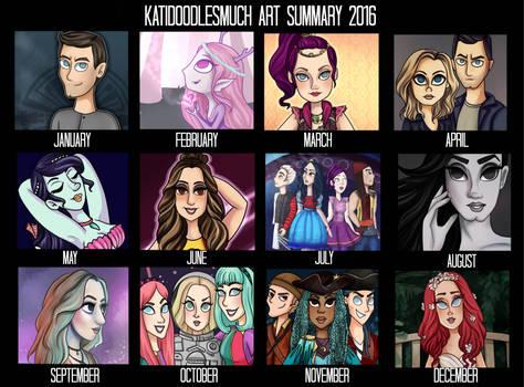Art of 2016!