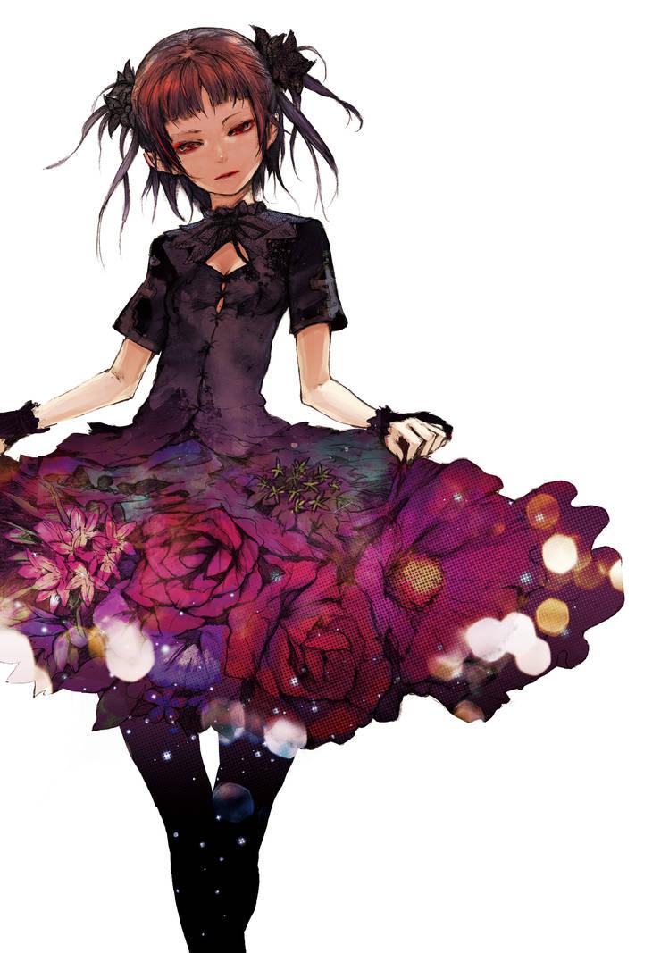 Flower Secret by redjuice999