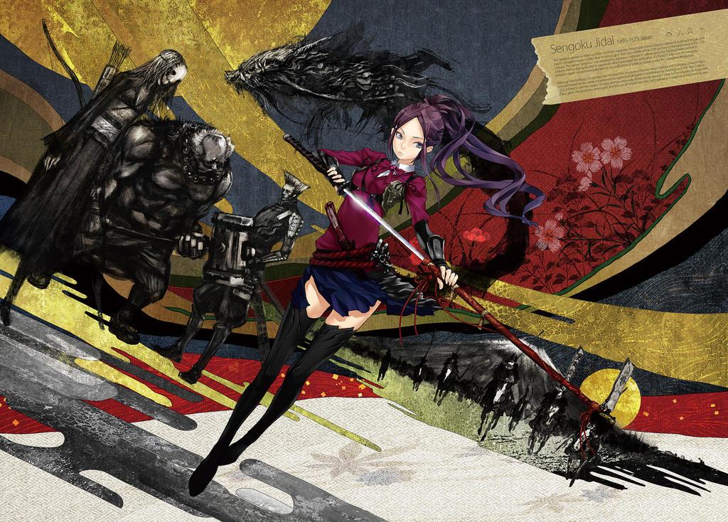 Sengoku Jidai by redjuice999