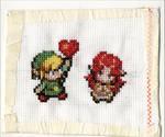 Sprites One - Legend of Zelda