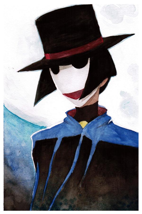 Phantom Renegade by iyka