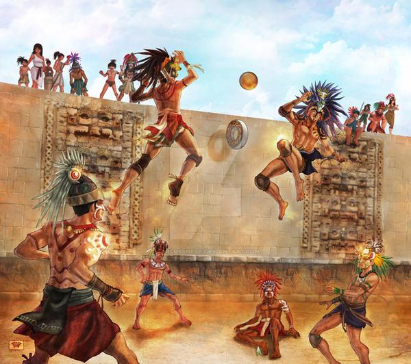 Mayan Game_PITZ by CarlosSneak on DeviantArt