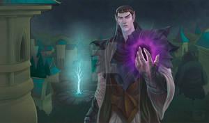 Orriban - The Sorcerer King