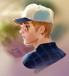 Bieber by GoldenBucaty