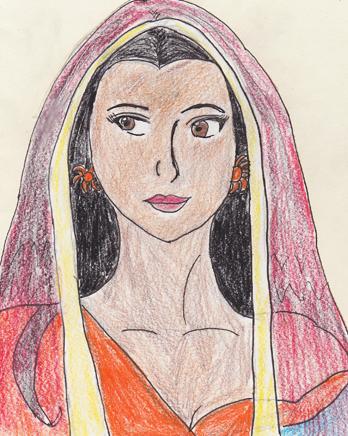 Myriah Martell by chisakami