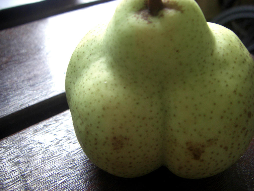Dat Ass of a Pear by Ravisk