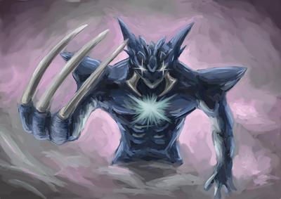 Venomous Claw by manna-mori