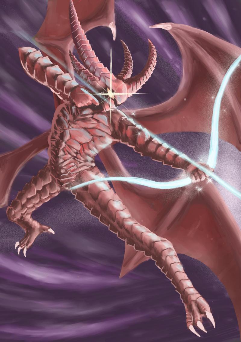 nexus dragoon by manna-mori
