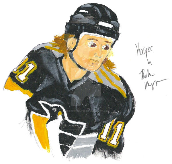 Kasper Portrait by HockeyFilly58