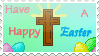 Easter Stamp by Inemiset