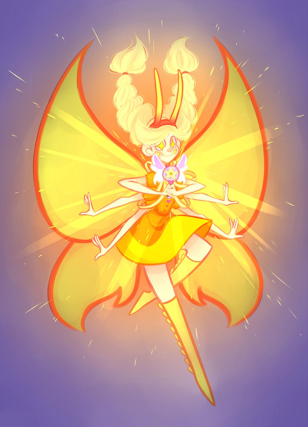 golden star by nekouhai on deviantart