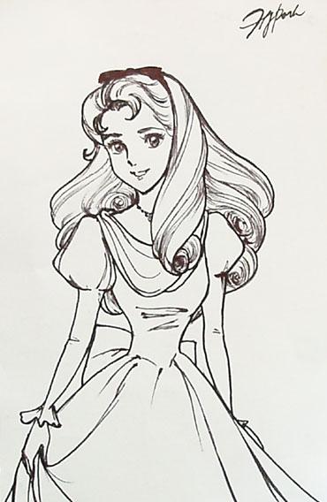 A Princess by tilywendy