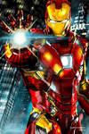 Civil War Iron Man - Final