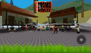 Roblox Total Drama roti