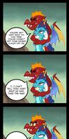 [MLP] Dragon Hugs