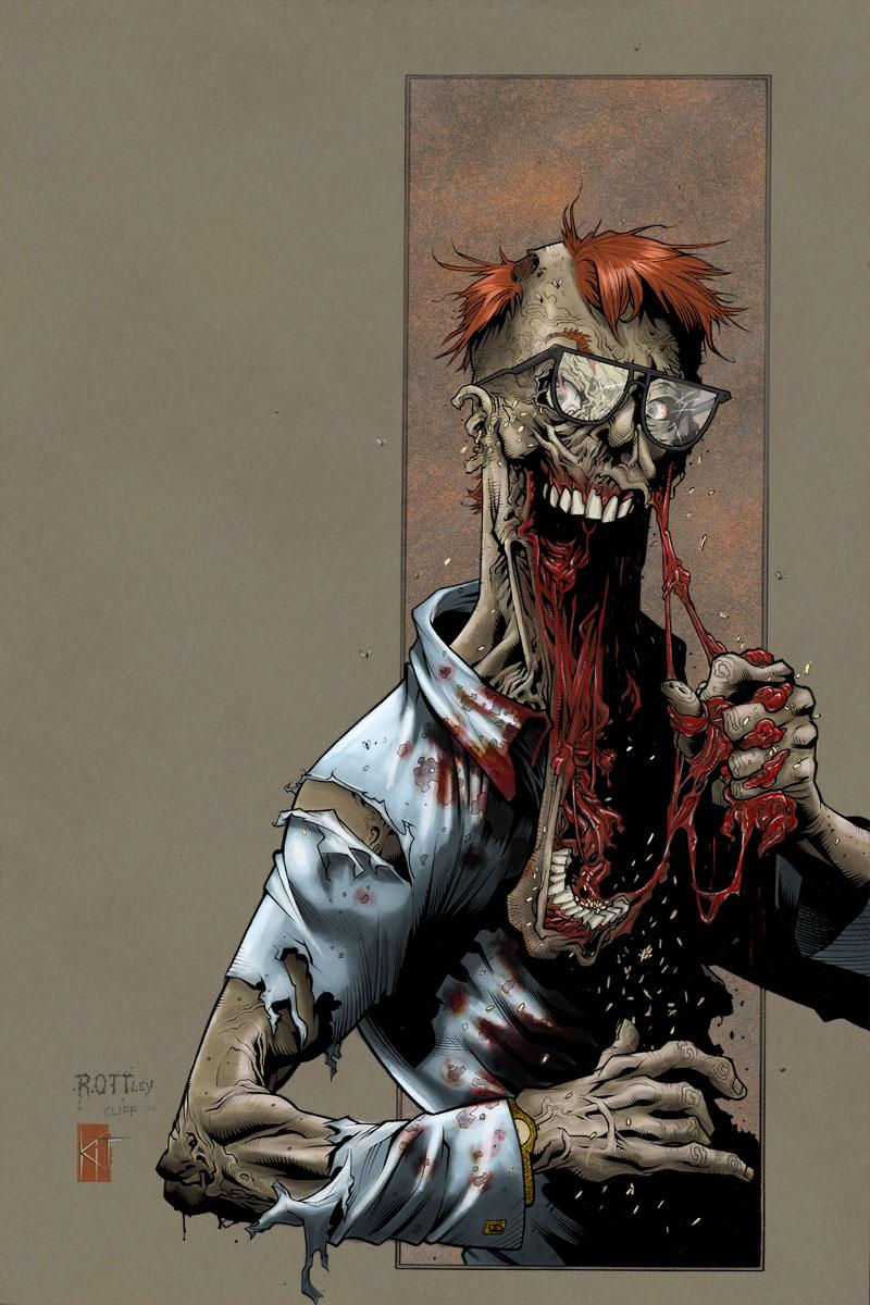 Zombie by Kitsune-2077