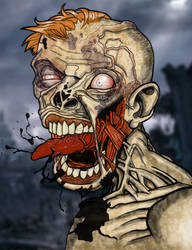 Zombie Colored