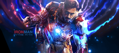 Smudge-Iron Man by TheMythxXx