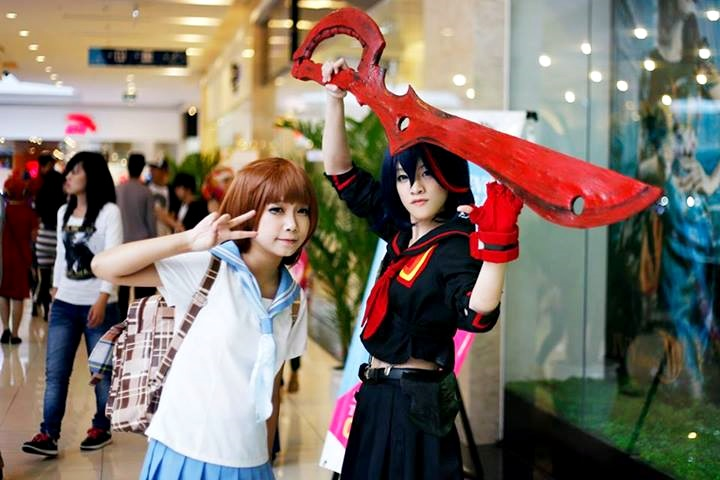 Kill la Kill cosplay by Ying-Juan