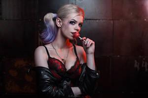 Harley Quinn by KaoriLeit