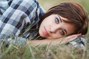 my sister. by TakeMyWorldApart