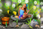 Fairy Girl - Transfer Manip from Main Account