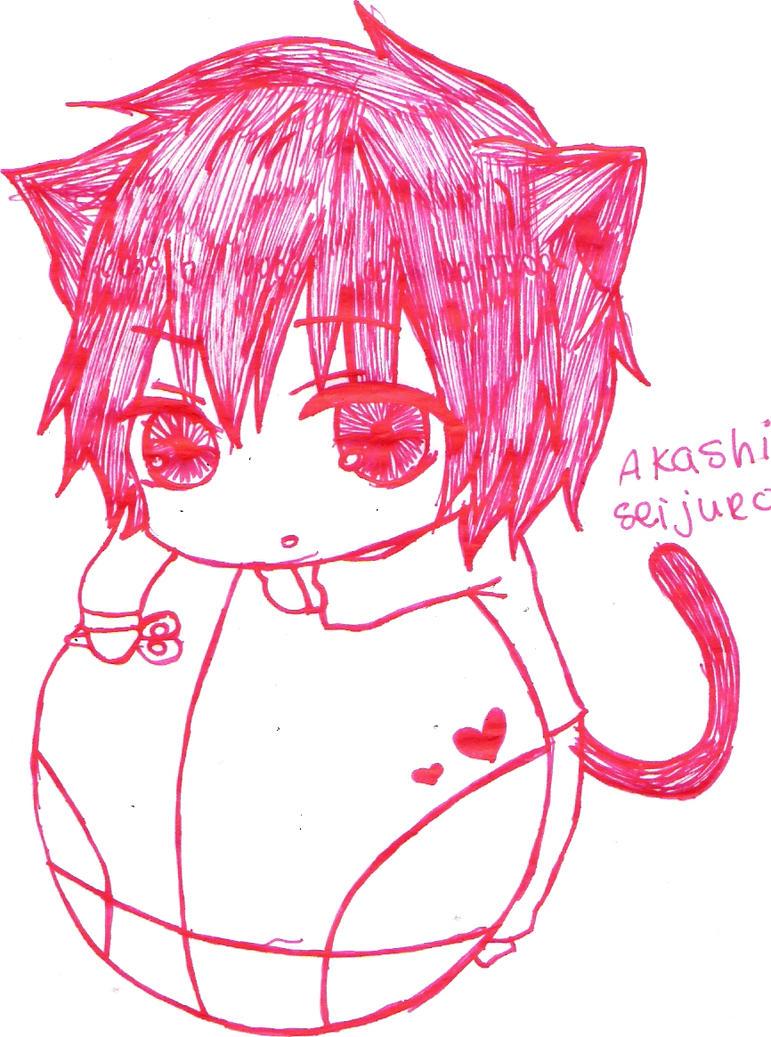 Akashi seijuro by coolidontgiveafuck94