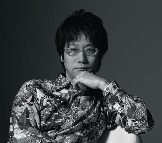 Hideo Kojima by wilkin8977