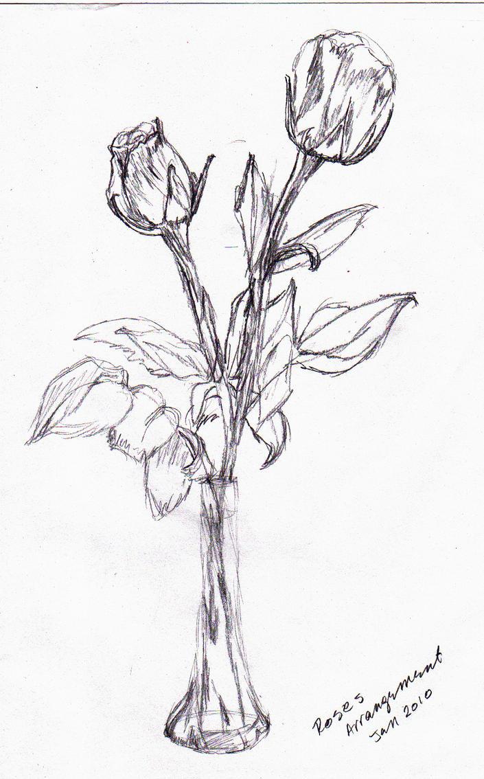 Roses sketch by jadisofeternity on deviantart roses sketch by jadisofeternity reviewsmspy