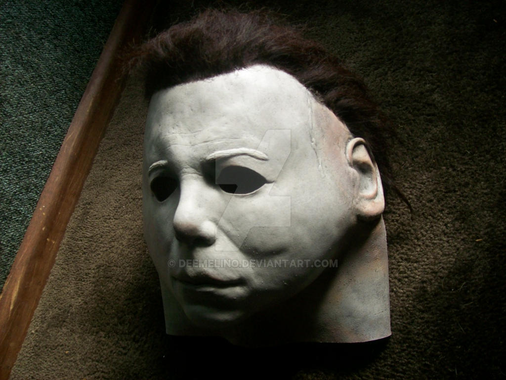 My new Michael Myers mask by DeeMelino on DeviantArt - New Michael Myers