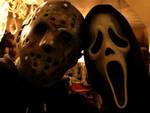 Jason Voorhees N Ghost face