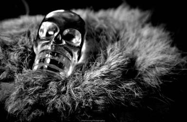 Crystal Skull by DeeMelino
