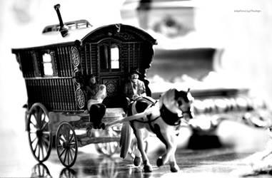 Waggon by DeeMelino