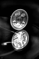 Ouija Coin by DeeMelino