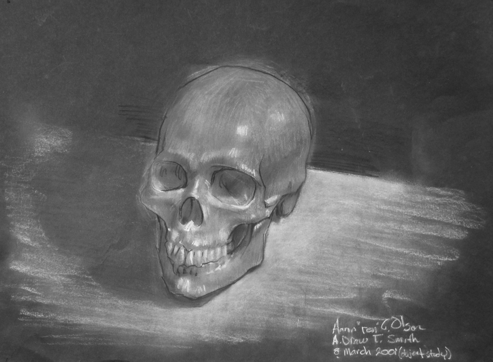 Skull 3 by rawREN