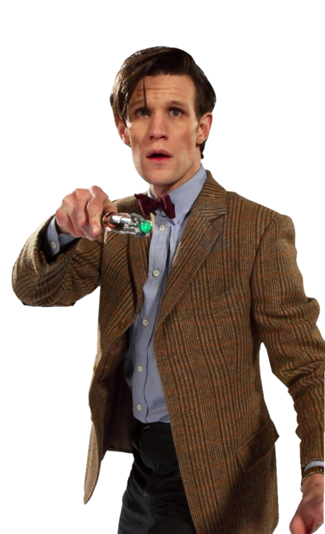tenth and eleventh doctor meet the war big