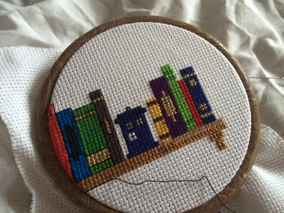 [WIP] Bookshelf by megs2606