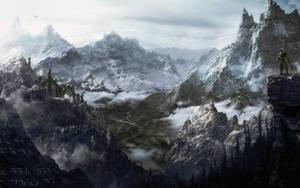 Skyrim Panorama. by Kimba