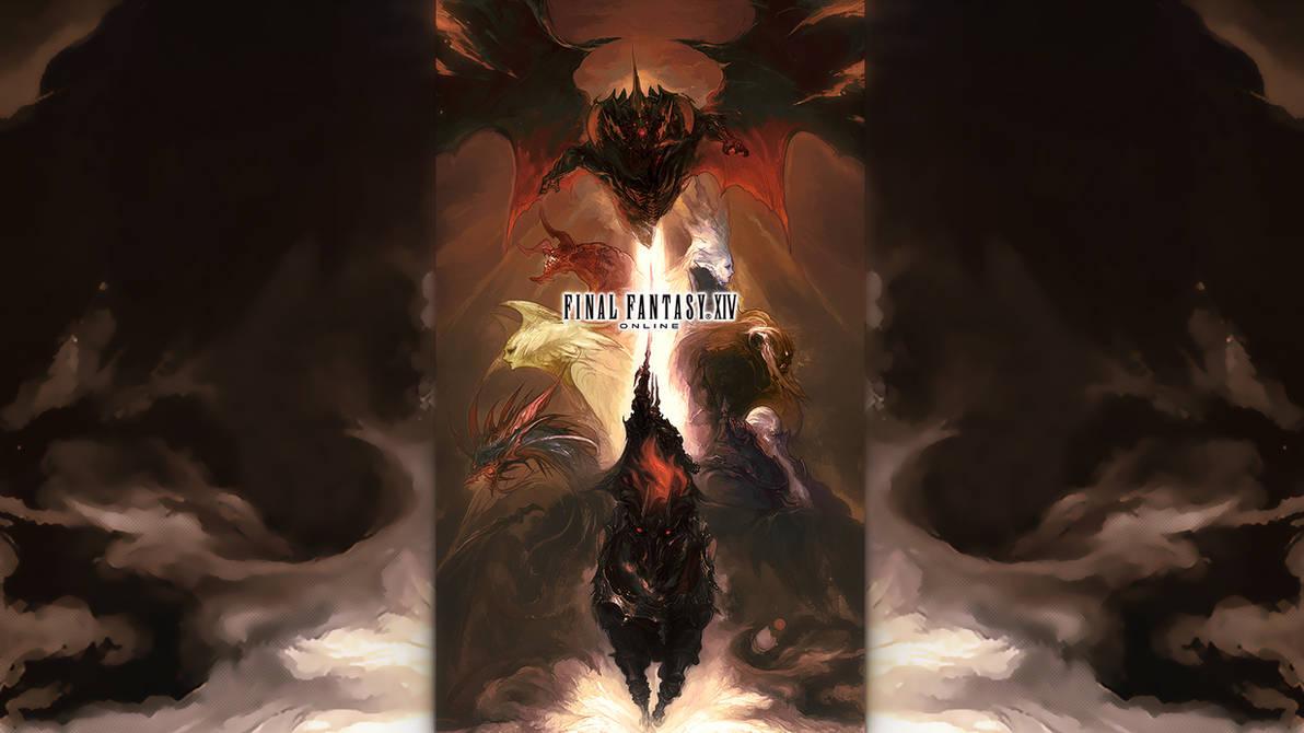 Final Fantasy XIV: ARR - Primals by Kimba on DeviantArt