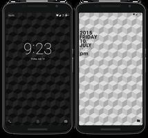 Black-et-White^3