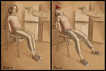SHOOT ME by JANEMALL