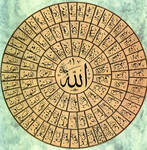 The names of Allah