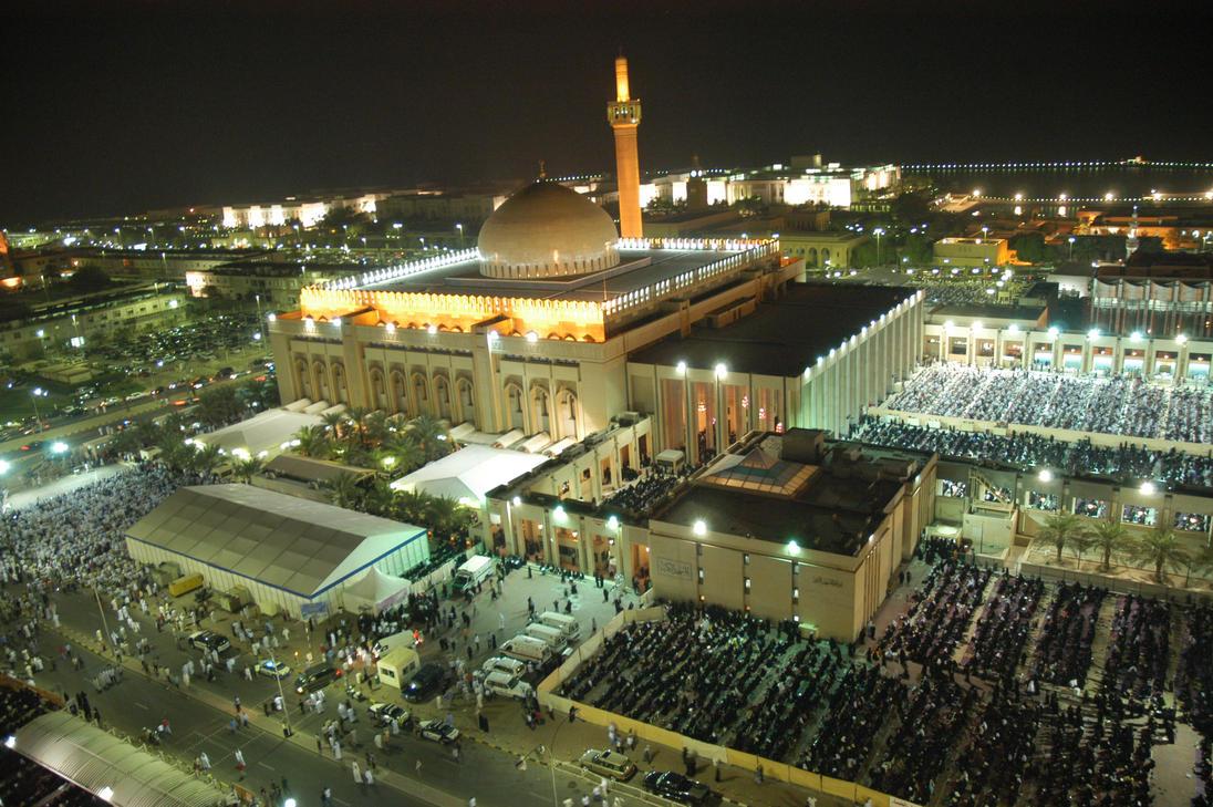 big mosqe kuwait  1 by naderbellal
