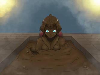 Eliza's Mud Bath by AnonymousQuote