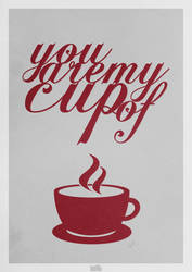 Cup Of Tea by IMattthew