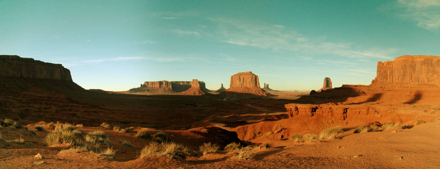 John Ford Point Monument Valley