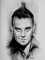 Robbie Williams by CristinaC75