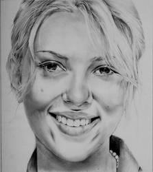 Scarlett Johansson by CristinaC75