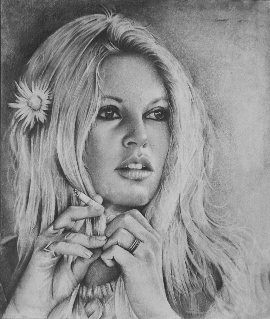 Brigitte Bardot by CristinaC75
